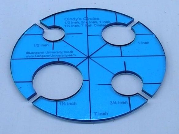 Circle templates cindys circles template pronofoot35fo Choice Image